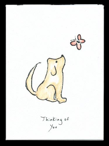 Thinking of You (Dog)