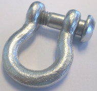H170 - Special Head Shackle with Bolt - Commercial