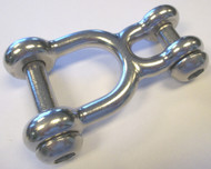 H173 - H-shackle Stainless Steel - Commercial
