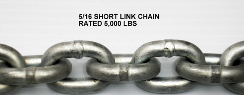C150-Short Link Chain-USA-Commercial