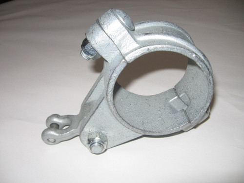 SH114 - 2 3/8 O.D. Ductile Pipe Swing Hanger w/Shackle Pendulum - Commercial