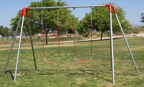 H102 Heavy 10' High - 2 Swing - 1 Bay - Commercial