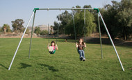 S102 - Standard 10' High - 2 Swing - 1 Bay - Residential ONLY