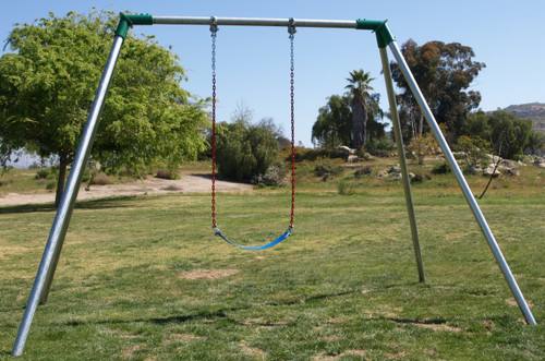 S81 - Standard 8' High - 1 Swing - 1 Bay - Residential Only