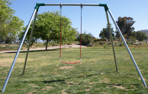S81c - Standard 8' High - 1 Swing - 1 Bay - Commercial / Residential