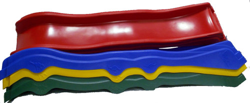 WAVE 8 - 8 inch Roto Molded Wave Slide - USA - Light Commercial _Residential