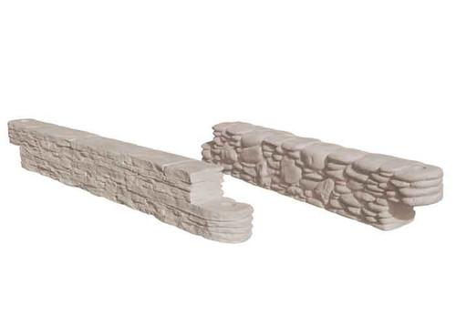 Reversible Stone Landscape Timber RLT