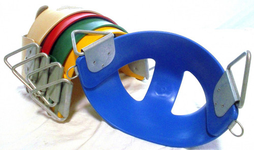 S165 - Half Bucket Polymer - USA - Residential