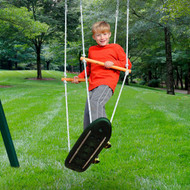Gorilla Playsets Skateboard Swing