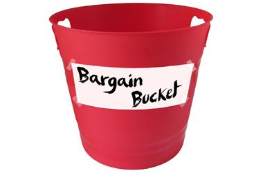 Bargain Bucket
