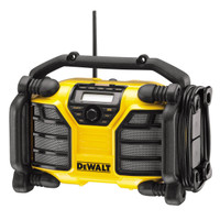 Dewalt DCR017 XR DAB+ Radio Charger 240V from Duotool.