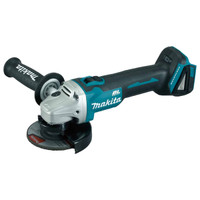 Makita DGA454Z 18v Cordless Lithium Ion Angle Grinder 115mm (Body Only) from Duotool.