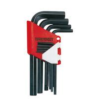 Teng 9 Piece Metric Hex Key Set 1479mmr from Duotool.