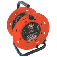 Faithfull Power Plus Cable Reel 25m - 13amp 230 Volt   Duotool