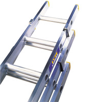 Lyte ELT340 3 Section Push-Up Ladder from Duotool