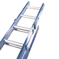 Lyte ELT240 2-Section Extension Ladder from Duotool
