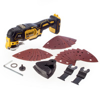 DeWalt DCS355 18v Cordless XR Multi Tool Body Only from Duotool