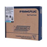 RAWL 2.8MM X 63MM Galvanised Gas Nails | Duotool