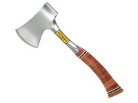 Estwing E14A Sportsmans Axe Leather Grip - 2.3/4in Edge (1.1/4lb)
