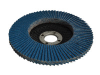 Faithfull Flap Disc 100mm Fine| Duotool