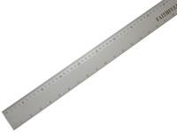 Faithfull Aluminium Rule 1 Metre / 39in| Duotool