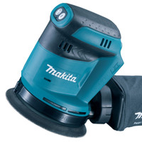 Makita DBO180Z LXT Random Orbit Sander 18v 125mm Body Only from Duotool