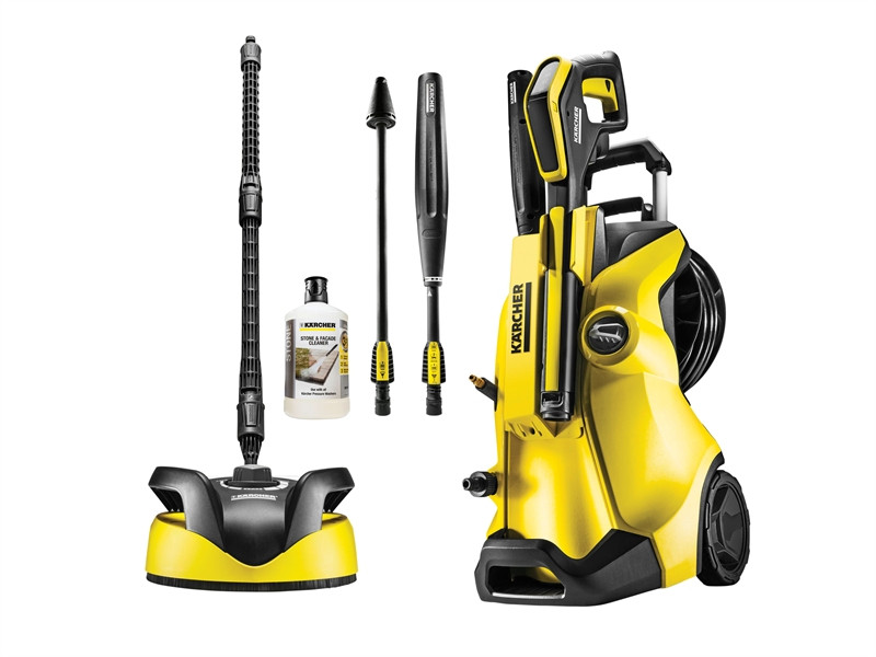 karcher k4 premium full control home pressure washer 130. Black Bedroom Furniture Sets. Home Design Ideas