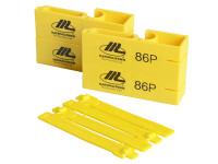 Marshalltown 86P Plastic Line Blocks (2) from Duotool.