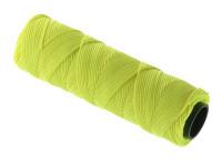 Marshalltown M632 Masons Line 87m (285ft) - Fluorescent Yellow  Duotool