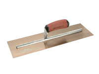 Marshalltown MXS165GD Gold Plasterers Trowel 16in x 5in from Duotool.