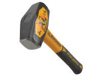 Roughneck Club Hammer Fibreglass Handle 1.4kg (3lb)