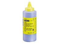 Stanley Tools Chalk Refill 225g (8oz) Blue