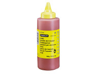 Stanley Tools Chalk Refill 225g (8oz) Red