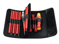 Wera Kraftform VDE Kompakt Interchangeable Screwdriver Set of 18