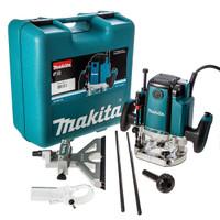 Makita - RP1801XK 240V 1650W Router + Case | Duotool
