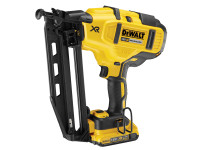 DeWalt DCN660D2 Cordless XR Brushless Second Fix Nailer 18 Volt 2 x 2.0Ah Li-Ion from Duotool