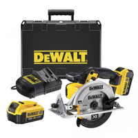 DeWalt DCS391M2 165mm XR Premium Circular Saw 18 Volt 2 x 4.0Ah Li-Ion from Duotool