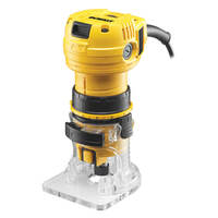 DeWalt DWE6005 Variable Speed Laminate Trimmer 590 Watt 240 Volt from Duotool