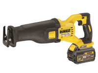 DeWalt DCS388T2 XR FlexVolt Reciprocating Saw 54 Volt 2 x 6.0Ah Li-Ion from Duotool.