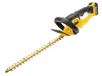 DeWalt DCM563P1 Cordless Hedge Trimmer 18 Volt 1 x 5.0Ah from Duotool