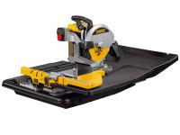DeWalt D24000 Wet Tile Saw with Slide Table 1600 Watt 240 Volt from Duotool