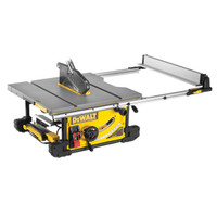 DeWalt DWE7491 Table Saw 250mm 2000 Watt 240 Volt from Duotool