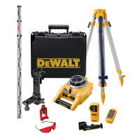 DeWalt DW075PK Self-Levelling Horizontal & Vertical Rotary Laser from Duotool