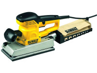 DeWalt D26421 1/2 Sheet Non-Electronic Sander 350 Watt 240 Volt from Duotool