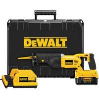 DeWalt DC305M2 Cordless Reciprocating Saw & Kit Box 36 Volt 2 x 4.0Ah Li-Ion   Duotool