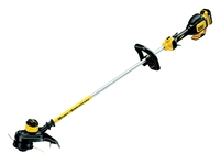 DeWalt DCM561P1 XR Brushless String Trimmer 18 Volt 1 x 5.0Ah Li-Ion from Duotool