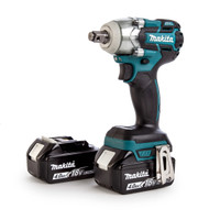 Makita DTW281RMJ 18v Impact Wrench 2x4ah from Duotool