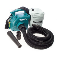 Makita DVC350Z 18v LXT Vacuum Cleaner Body Only | Duotool