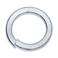 M8 Bright Zinc Spring Washers Din7980 | Duotool