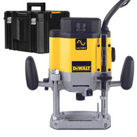 "DEWALT DW625EKT 1/2"" VARIABLE SPEED ROUTER 2000W IN TSTAK CASE From Duotool"